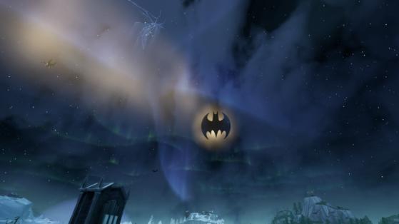 Fortnite : Allumer différents Bat-Signaux, défi saison 10