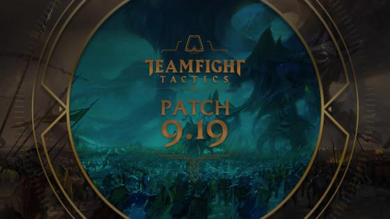 TFT - LoL : patch 9.19, arrivée de Kai'Sa, nouveaux items, équilibrages