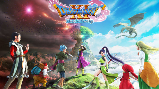 Calendrier Jeux Switch.Test Dragon Quest 11 Definitive Edition Sur Nintendo Switch