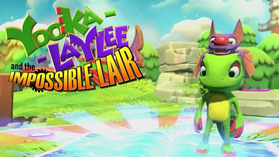 Test Yooka-Laylee and the Impossible Lair sur PC, PS4, Xbox One et Switch