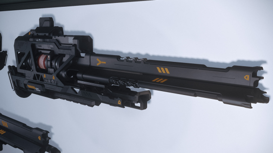 Star Citizen : Arme CF-227 Badger Laser Repeater