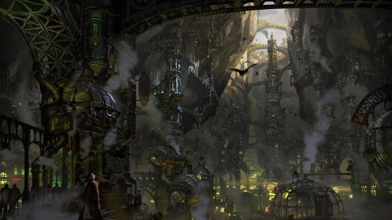 LoR - Legends of Runeterra : infos, cartes, champions faction Piltover Zaun