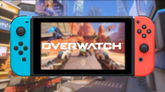 Test d'Overwatch Switch : un FPS portable sous condition