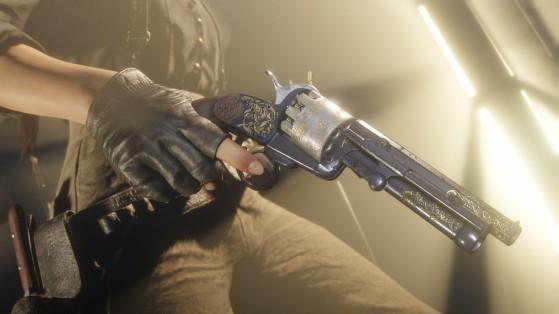 Red Dead Redemption 2 : Armes cachées, toutes les armes, liste, position