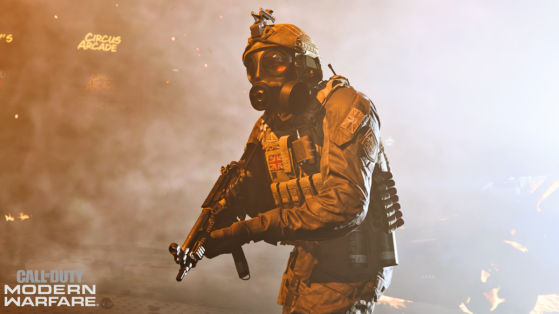 Call of Duty Modern Warfare : mise à jour 1.05, patch note