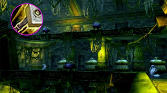 WoW Classic : La pointe du Noroît, quête Paladin, Temple d'Atal'Hakkar