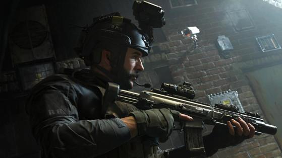 Call of Duty Modern Warfare : guide des missions, défis et objectifs en multijoueur et récompenses