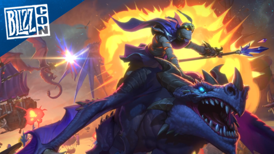 Hearthstone : nouvelles cartes extension Envol des Dragons