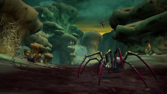 WoW : Level squish, Leveling de Shadowlands