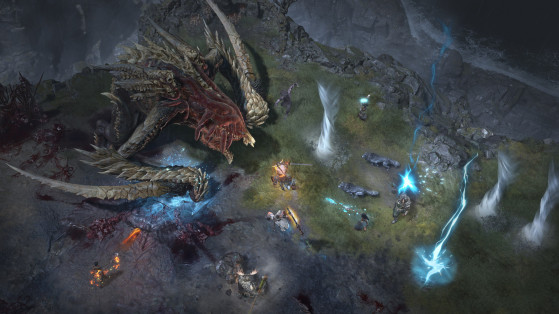 Diablo 4 : Multijoueur, Online, PvP, Co-op, Solo