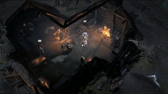 Il sera impossible de se battre en ville. - Diablo IV