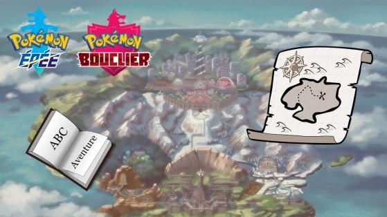 Guide Pokémon Épée et Bouclier : ABC Aventure