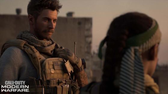 Call of Duty Modern Warfare : état des serveurs, problème de connexion