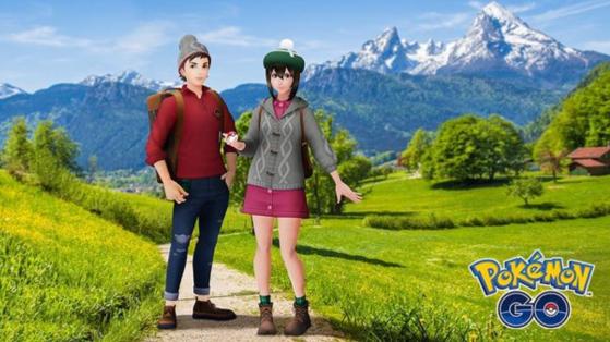 Pokemon GO : Nouvelle tenue de Galar disponible gratuitement