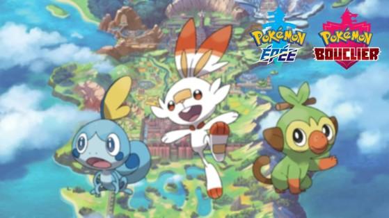 Guide Pokemon Epee, Bouclier : comment obtenir les autres starters ?