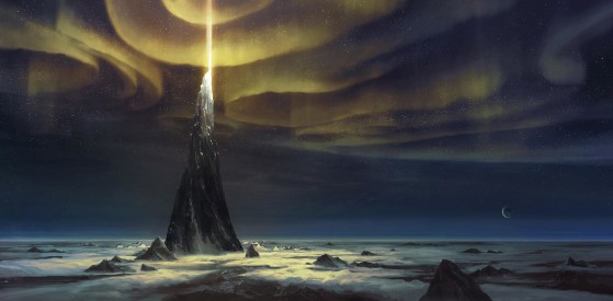 Le Mont Targon - League of Legends