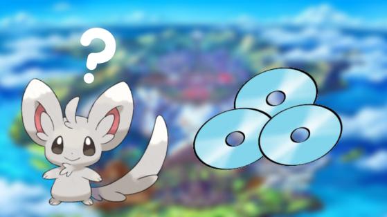 Pokemon Epee, Bouclier : liste de toutes les CT et où les trouver