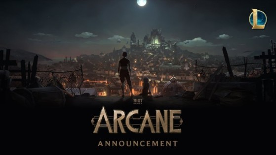 Arcane, la future série animée de Riot Games - League of Legends