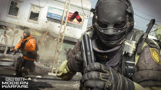 Call of Duty Modern Warfare : boutique de la semaine du 10 décembre, saison 1