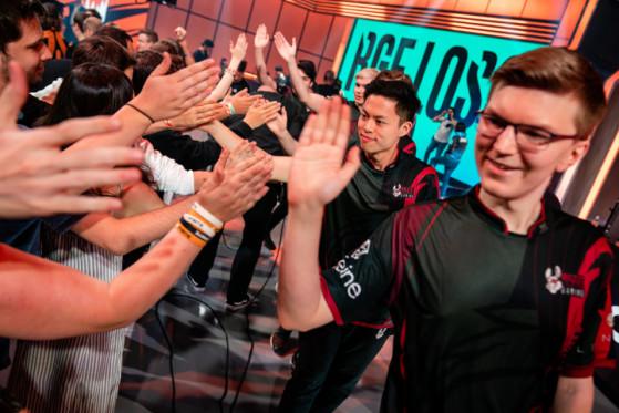 Le roster Misfits Premier avait été appelé en urgence l'été dernier pour sauver la situation - League of Legends