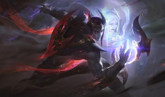 Aphelios Héraut de la nuit - League of Legends