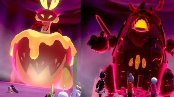 Pokémon Épée et Bouclier, Gigamax, taux d'apparition augmenté
