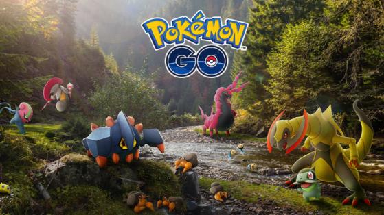 Pokemon GO : nouveaux Pokemon de la 5G, Unys