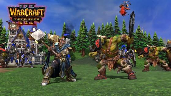 Warcraft 3 Reforged : Blizzard répond aux joueurs et évoque le futur