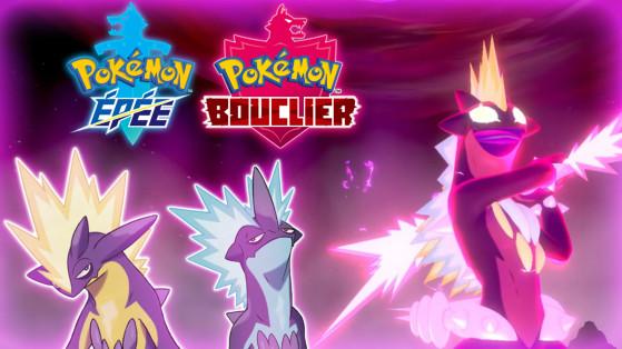 Pokemon Epee et Bouclier : Salarsen Gigamax, raid