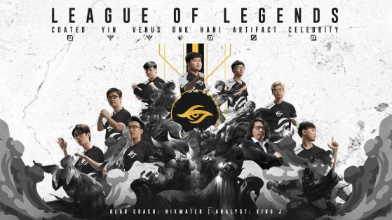 LoL - VCS : Team Secret se lance sur League of Legends