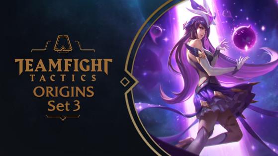 TFT - LoL : origines Set 3 de Teamfight tactics, Galaxies, Combat Tactique, Cheat Sheet