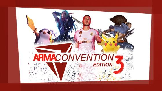 Arma convention 3 : la LAN de l'ArmaTeam, informations et programme