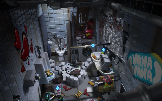 QG de Deadpool - Fortnite : Battle royale
