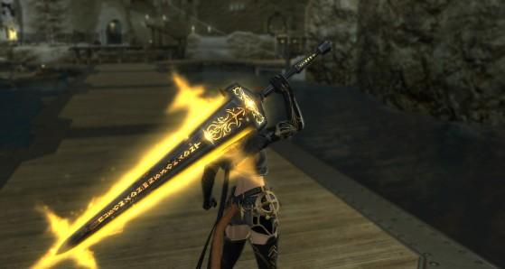 FFXIV Nouvelles armes reliques avec la mise à jour 5.25