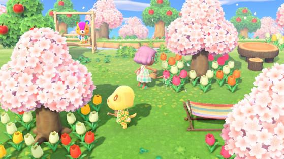 Animal Crossing New Horizons : hybrides et fleurs, comment les obtenir ?
