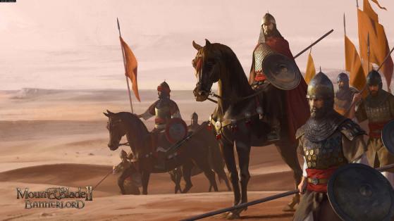 Mount & Blade 2 Bannerlord -  Argent rapide, devenir riche, obtenir des Denards, or