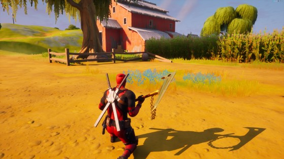 Emplacement de Ollie du Fantôme - Fortnite : Battle royale