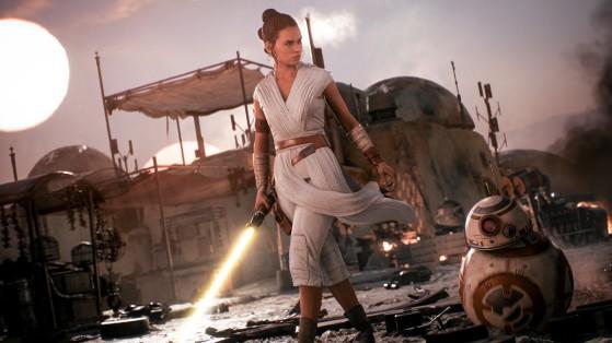 Star Wars Battlefront II : la Bataille de Scarif, la dernière mise à jour prévue pour le jeu
