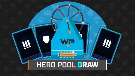 Overwatch League : Héros Pool semaine 14, Faucheur, Ashe, Reinhardt, Brigitte