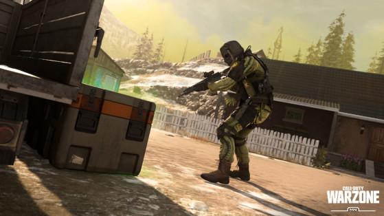 Call of Duty Warzone : la boîte d'armure son fonctionnement et comment l'avoir