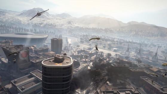 Call of Duty Warzone : une nouvelle carte de prévue ?