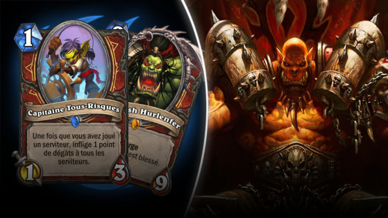 Hearthstone : Guide deck Guerrier Tempo