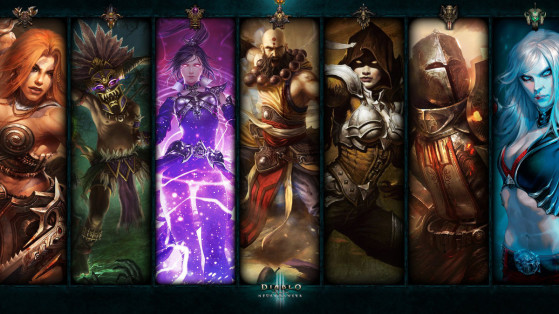 Diablo 3 : Builds de démarrage Saison 21, Builds S21