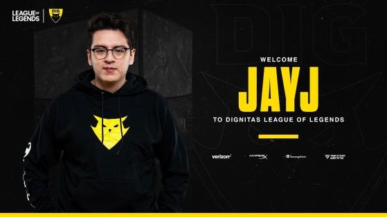 LoL - Mercato LCS Summer Split : Dignitas recrute JayJ