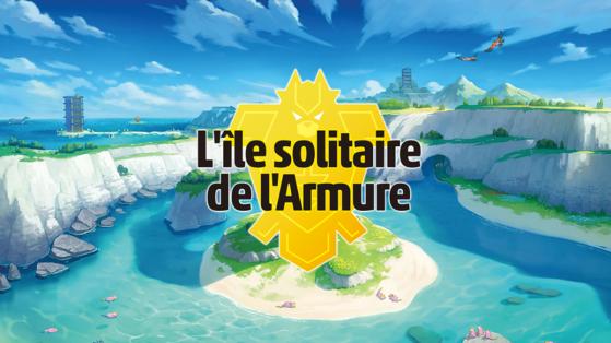Pokemon Épée et Bouclier : Pokédex de l'ile Solitaire de l'Armure
