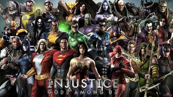 Injustice - Gods Among Us Ultimate Edition : gratuit