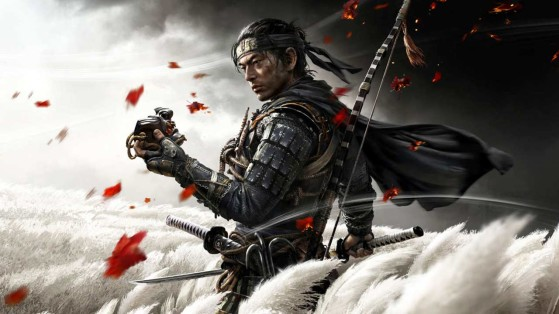 Test Ghost of Tsushima sur PS4