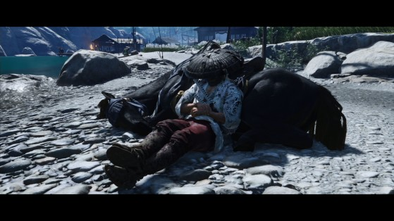 Ablette en mieux. - Ghost of Tsushima