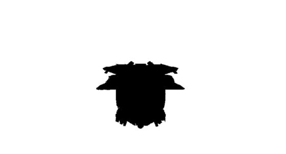 Surface projetée en noir - Star Citizen