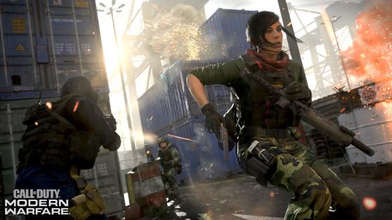Modern Warfare Warzone : courte mise à jour, patch note sur PS4, PC et Xbox One